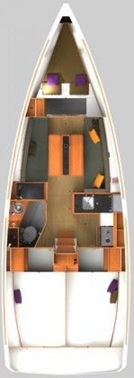 Barca a vela a noleggio Pola al miglior prezzo
