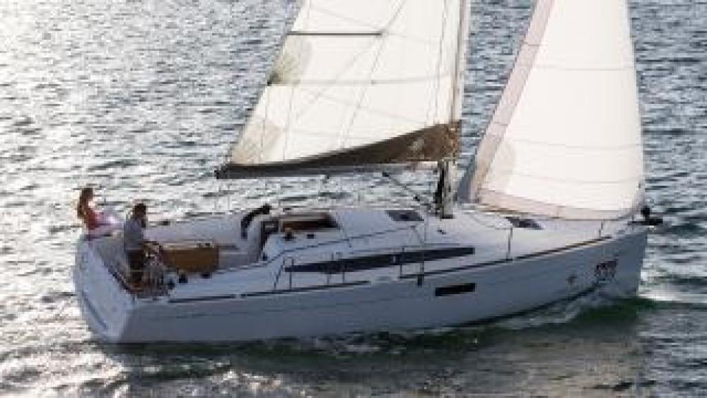 Noleggiare un'Jeanneau Sun Odyssey 349 Pola