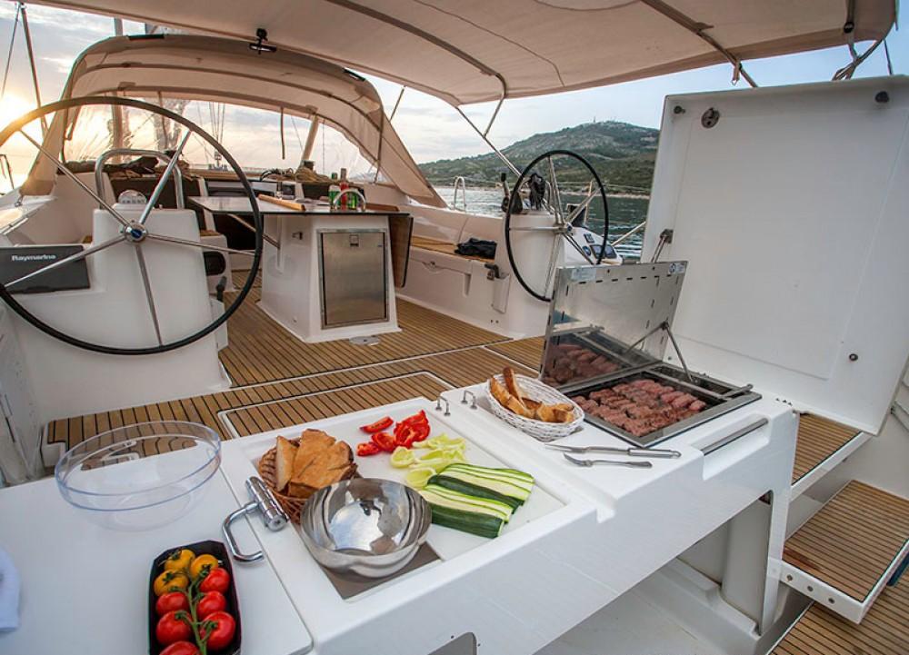 noleggio Barca a vela Capocesto - Dufour Dufour Exclusive 56 - 5 + 1 cab.