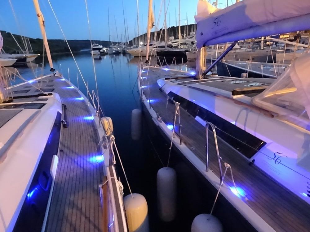 Noleggio barche Capocesto economico Dufour Exclusive 56 - 5 + 1 cab.
