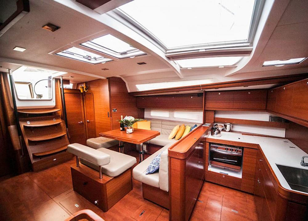 Noleggio yacht Capocesto - Dufour Dufour Exclusive 56 - 5 + 1 cab. su SamBoat
