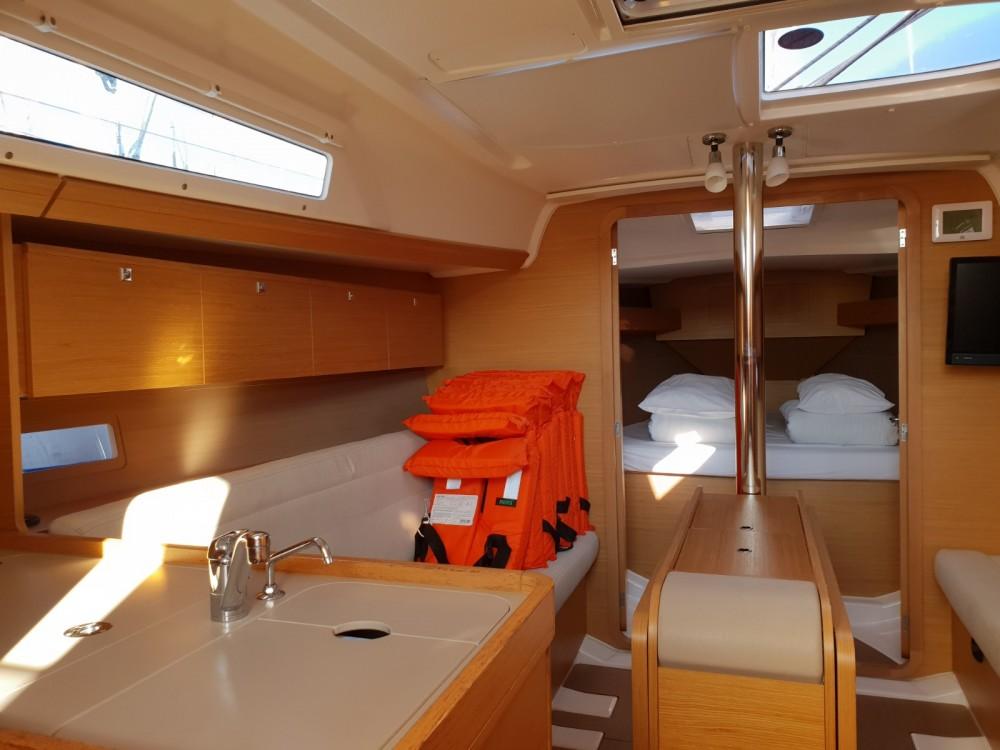 Noleggio Barca a vela con o senza skipper Dufour Croazia