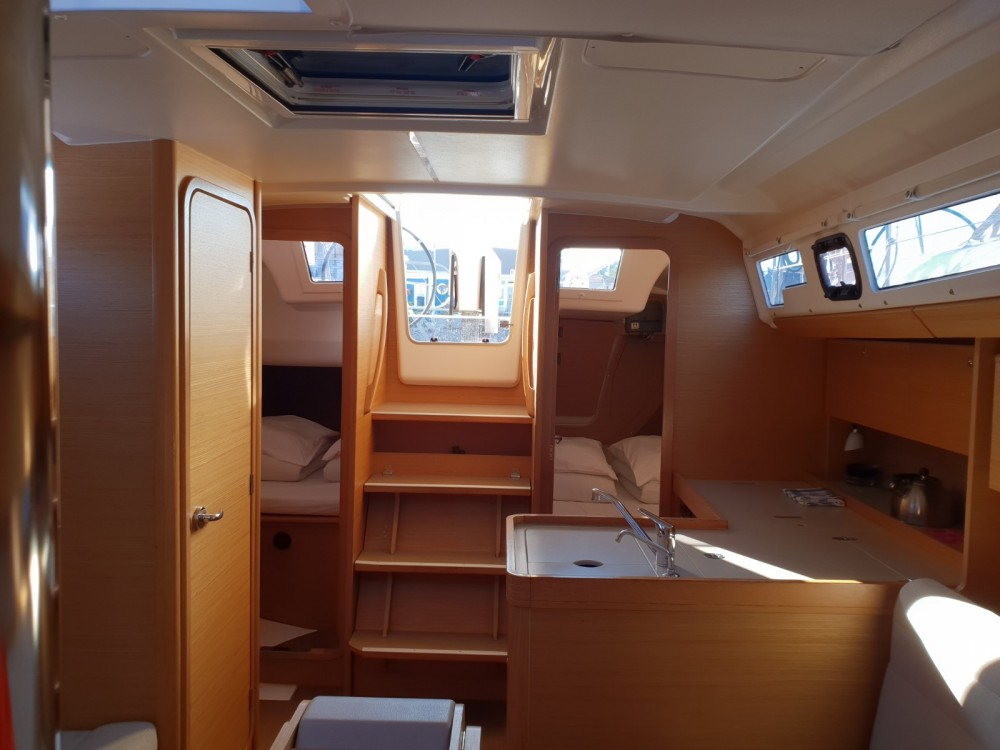 noleggio Barca a vela Croazia - Dufour Dufour 350 Grand Large