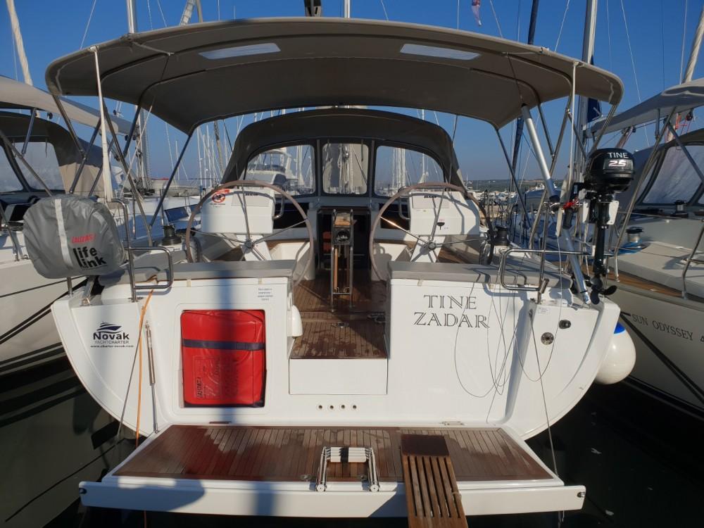 Noleggio barche Hanse Hanse 455 Croazia su Samboat