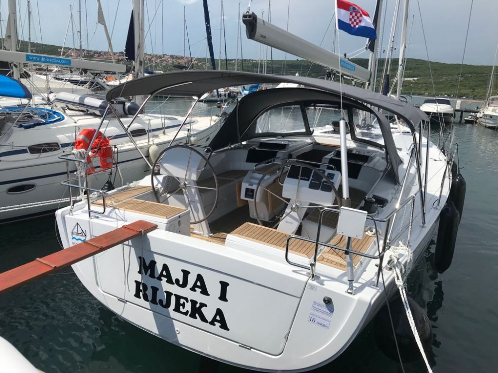 Noleggio barche Croazia economico Hanse 455