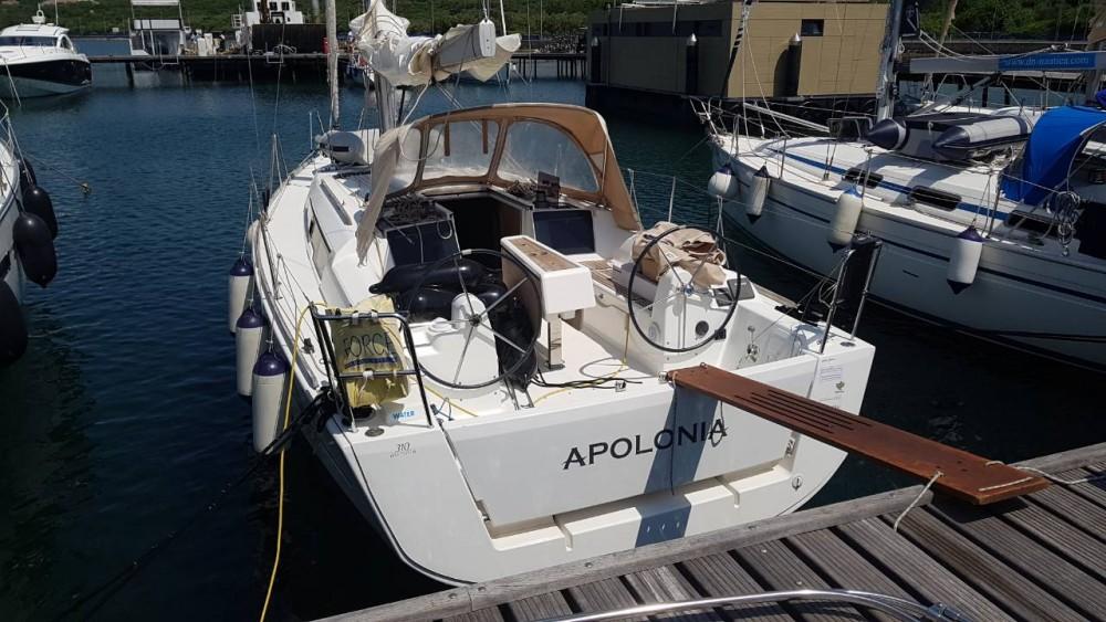 Noleggio barche Croazia economico Dufour 310 Grand Large