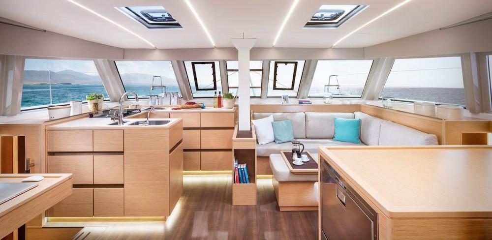 Noleggio yacht Peloponneso - Nautitech Nautitech 46 su SamBoat