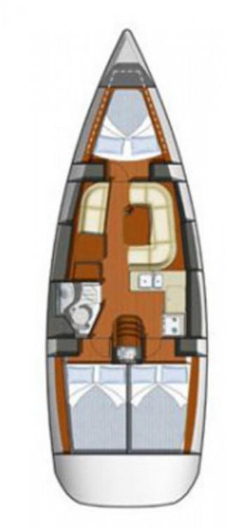 Noleggio barche Peloponneso economico Sun Odyssey 36i
