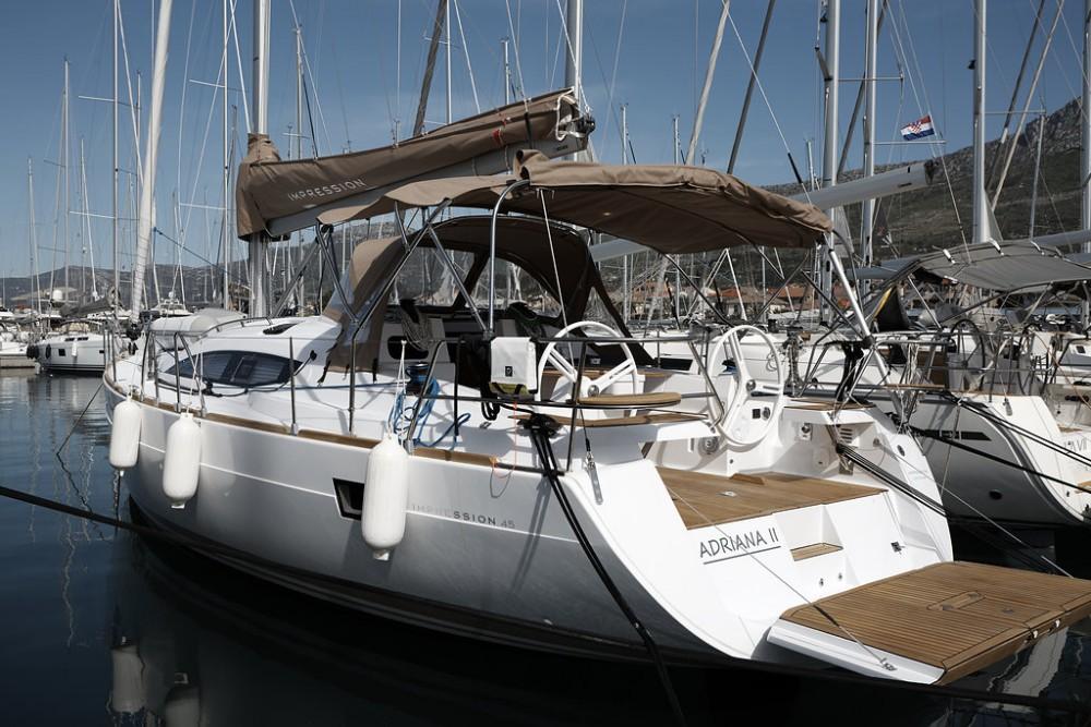 noleggio Barca a vela Marina Kaštela - Elan Elan Impression 45