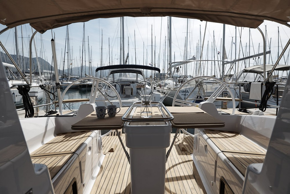 Noleggio barche Elan Elan Impression 45 Marina Kaštela su Samboat
