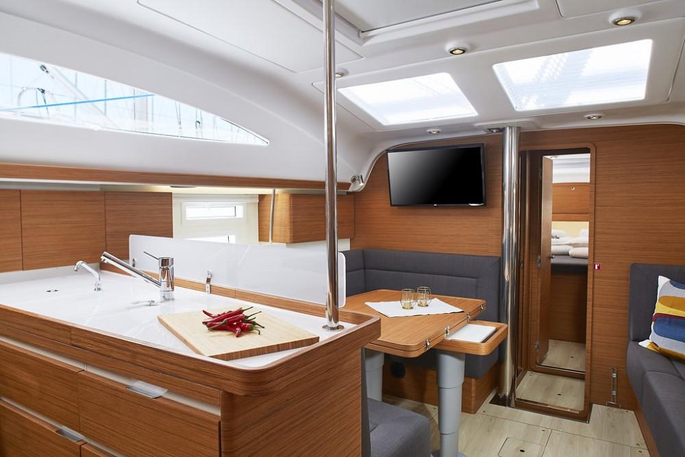 Noleggio yacht Marina Kaštela - Elan Elan Impression 45 su SamBoat
