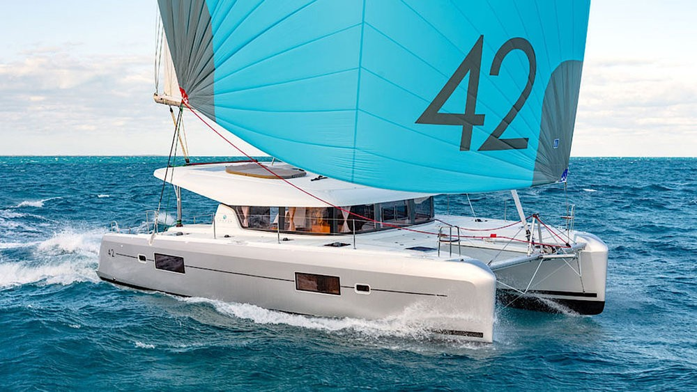 Noleggio yacht Rogosnizza - Lagoon Lagoon 42 su SamBoat