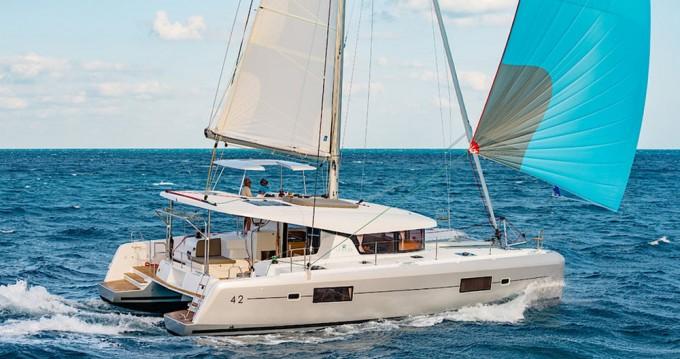 Noleggio yacht a Rogoznica – Lagoon Lagoon 42 OW  su SamBoat