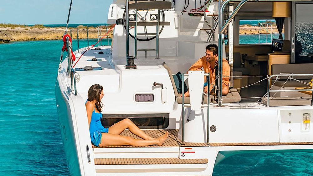 noleggio Catamarano Rogosnizza - Lagoon Lagoon 42
