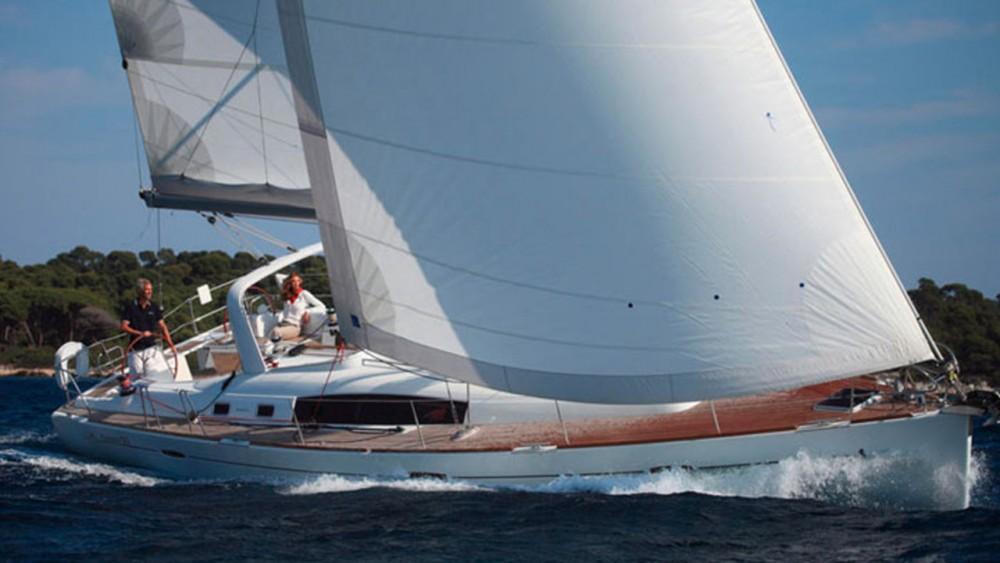 noleggio Barca a vela Pula - Bénéteau Oceanis 50