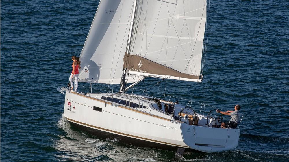noleggio Barca a vela Pola - Jeanneau Sun Odyssey 349