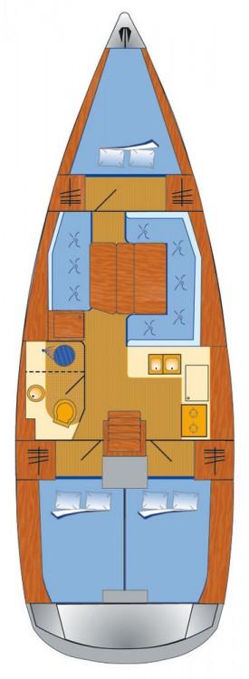 Noleggio barche Pula economico Sun Odyssey 389