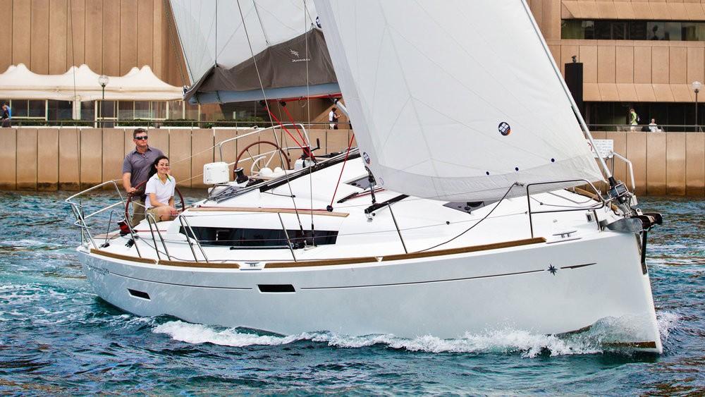 noleggio Barca a vela Pula - Jeanneau Sun Odyssey 389