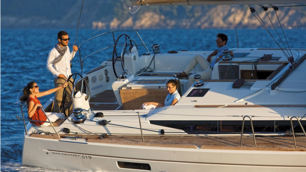 Noleggio barche Jeanneau Sun Odyssey 519 Rogoznica su Samboat