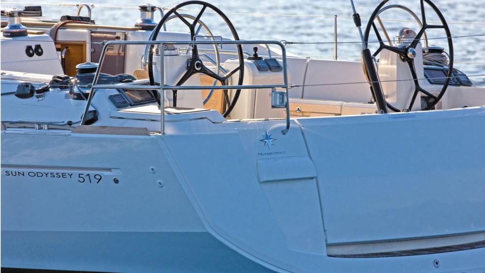 Noleggio barche Rogoznica economico Sun Odyssey 519