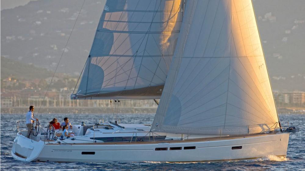 noleggio Barca a vela Rogoznica - Jeanneau Sun Odyssey 519