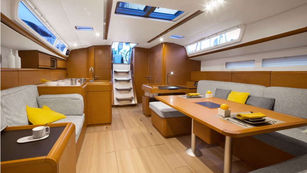 Noleggio yacht Rogoznica - Jeanneau Sun Odyssey 519 su SamBoat