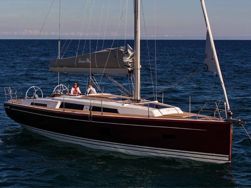 Noleggiare un'Hanse Hanse 388 Croazia