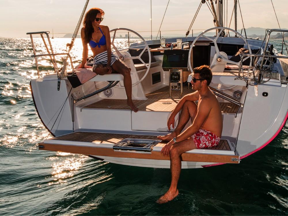 Noleggio Barca a vela con o senza skipper Hanse Croazia