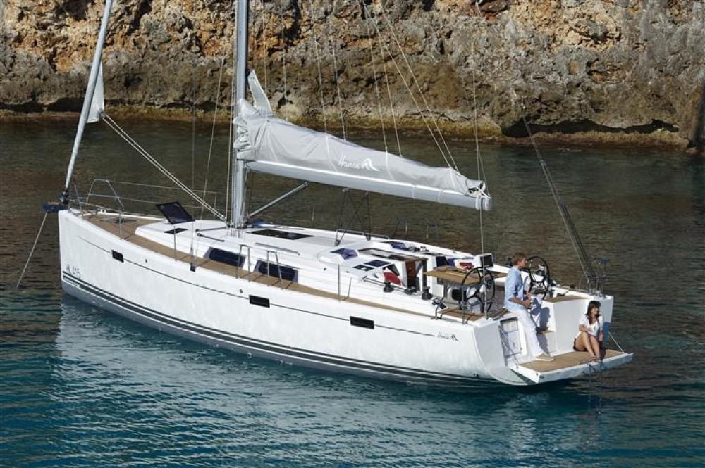 Noleggio yacht Croazia - Hanse Hanse 415 su SamBoat