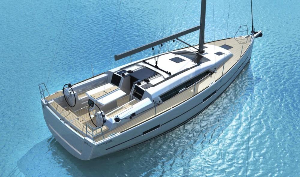 Noleggio yacht Traù - Dufour Dufour 412 Grand Large su SamBoat