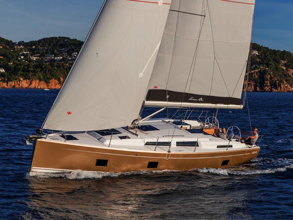 noleggio Barca a vela Croazia - Hanse Hanse 418