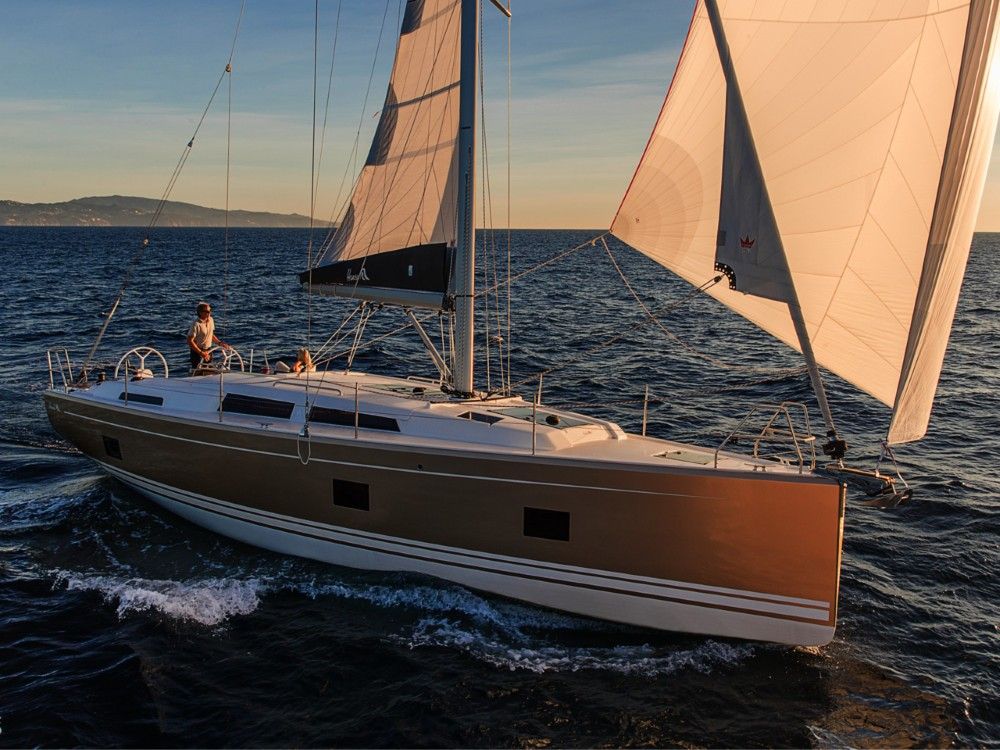 Noleggio barche Croazia economico Hanse 418