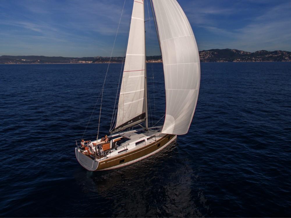 Noleggio barche Hanse Hanse 418 Croazia su Samboat