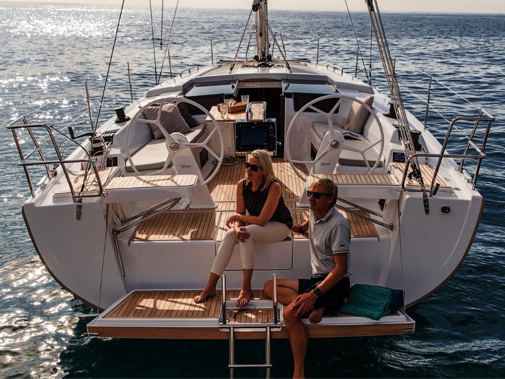 Noleggio yacht Croazia - Hanse Hanse 418 su SamBoat