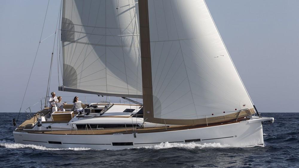 Noleggio barche Dufour Dufour 460 Grand Large Traù su Samboat
