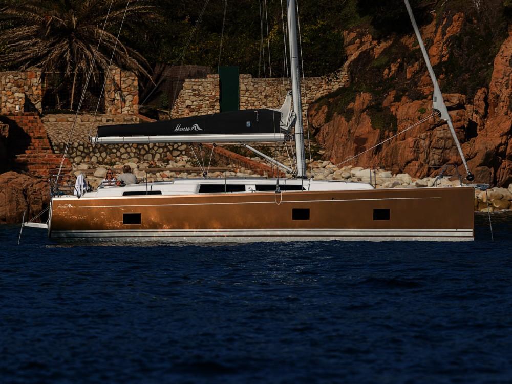 Noleggio yacht  - Hanse Hanse 418 su SamBoat