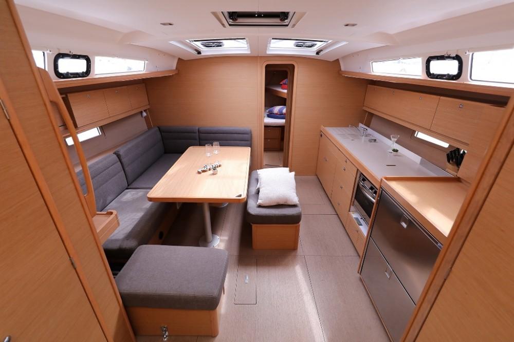 Noleggio barche Traù economico Dufour 460 Grand Large