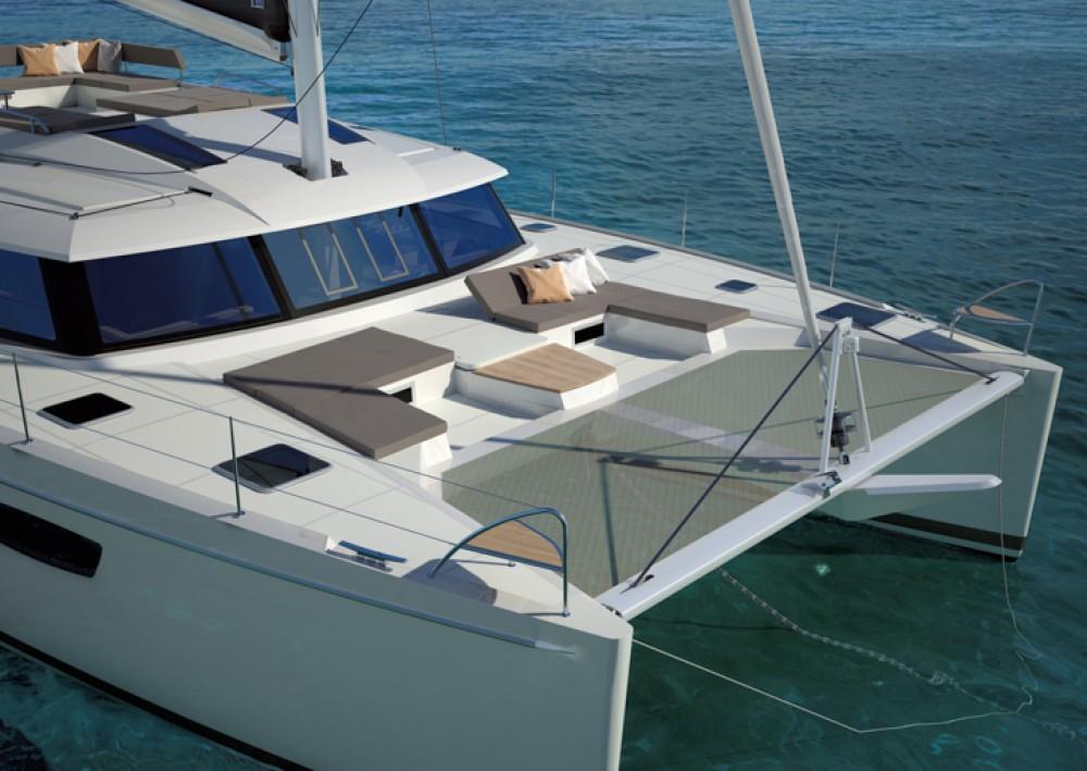 noleggio Catamarano Traù - Fountaine Pajot Saba 50