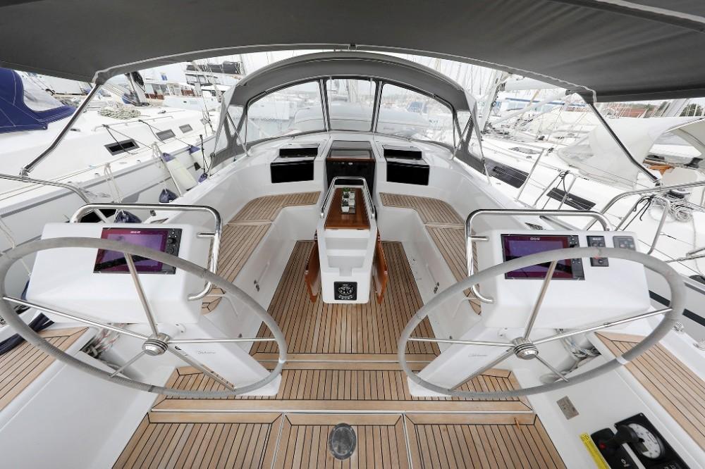 noleggio Barca a vela Marina Šangulin - Hanse Hanse 455