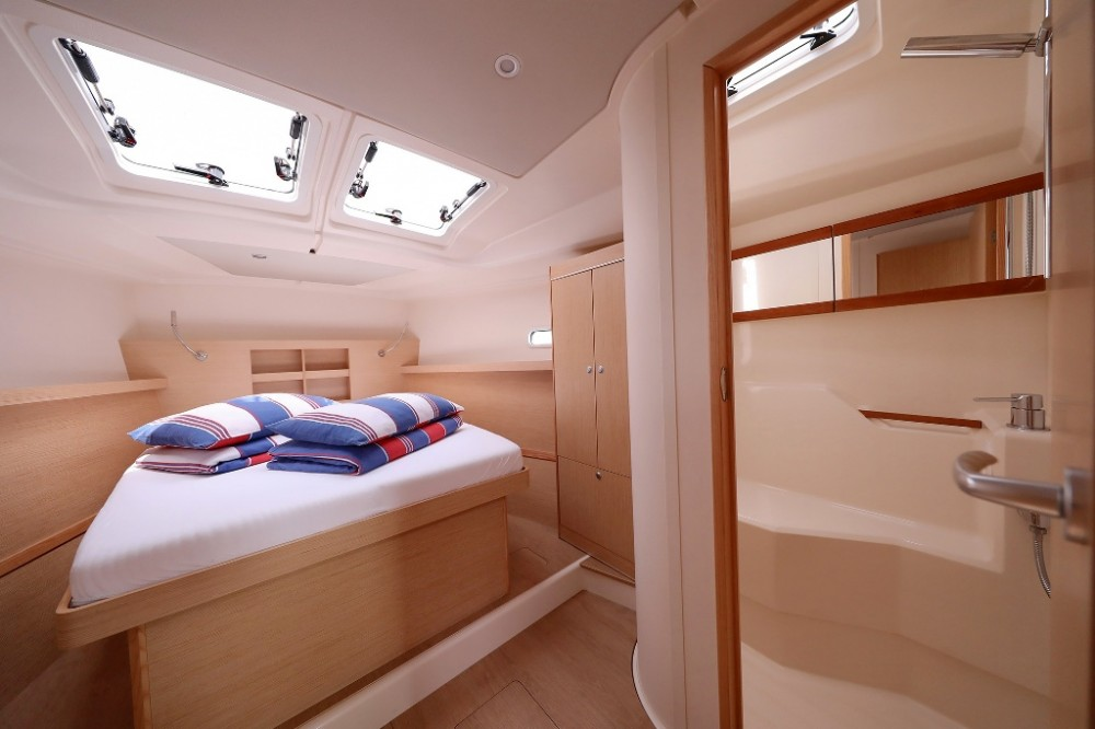 Noleggio yacht Marina Šangulin - Hanse Hanse 455 su SamBoat