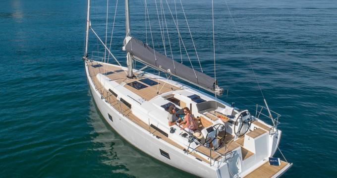 Noleggio barche Hanse Hanse 458 a Biograd na Moru su Samboat