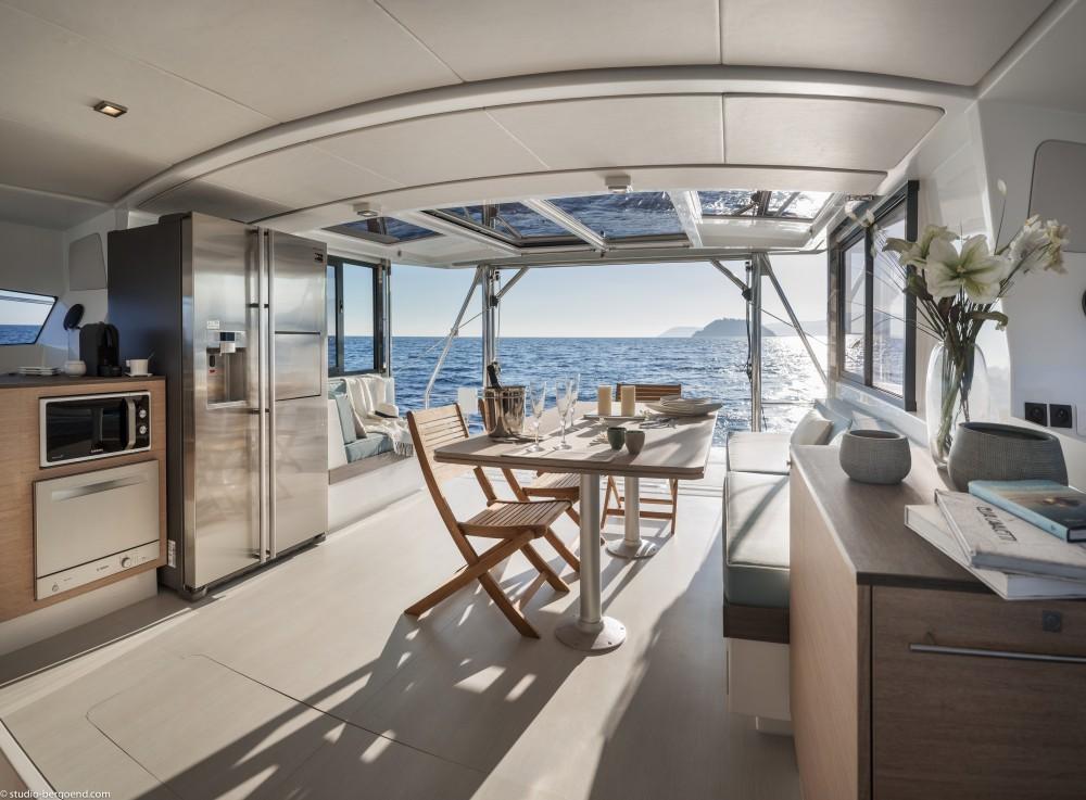 Noleggio Catamarano con o senza skipper Catana Traù