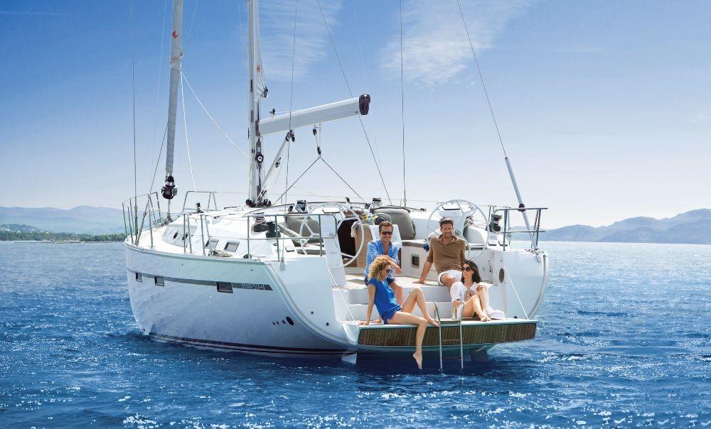 Bavaria Cruiser 51 tra personale e professionale Peloponnese
