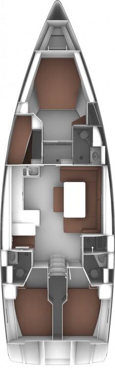 Noleggio barche Bavaria Cruiser 51 Peloponnese su Samboat