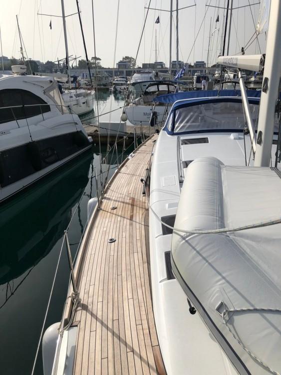 Noleggio barche Bénéteau Sense 51 Peloponneso su Samboat