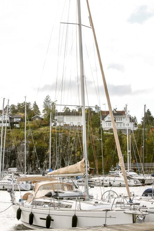 noleggio Barca a vela Stockholms län - Dufour Dufour 380 Grand Large