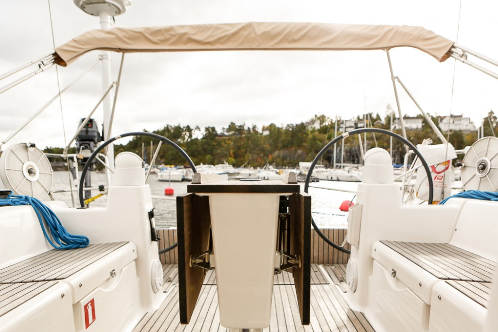 Noleggio barche Stockholms län economico Dufour 380 Grand Large