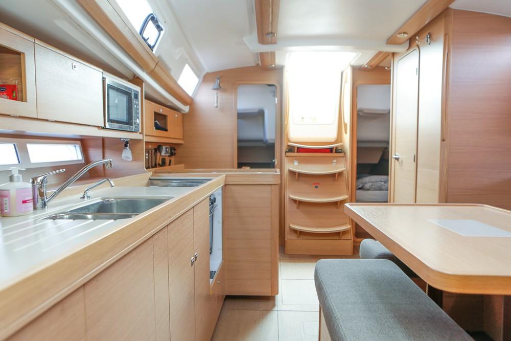 Noleggio yacht Stockholms län - Dufour Dufour 380 Grand Large su SamBoat