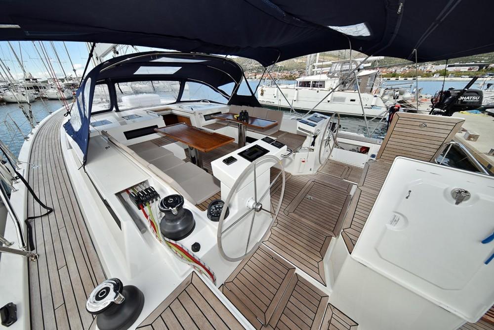 noleggio Barca a vela  - Bavaria C 57