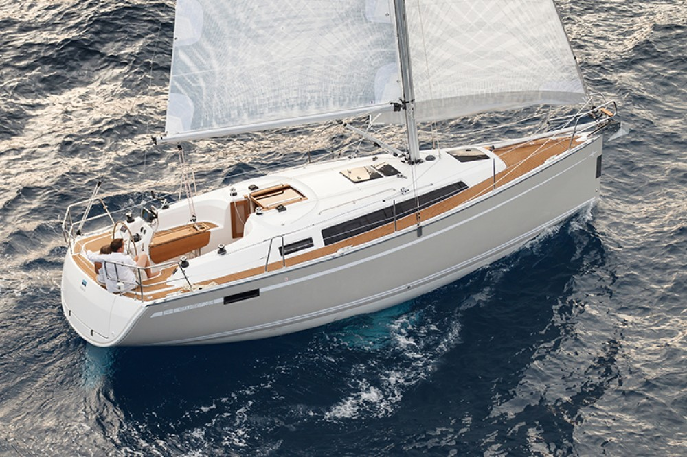 Noleggiare un'Bavaria Cruiser 33 Leucade